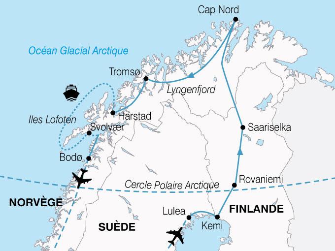 Circuit Finlande Norv 232 Ge Su 232 De Magies Du Nord 9 Jours