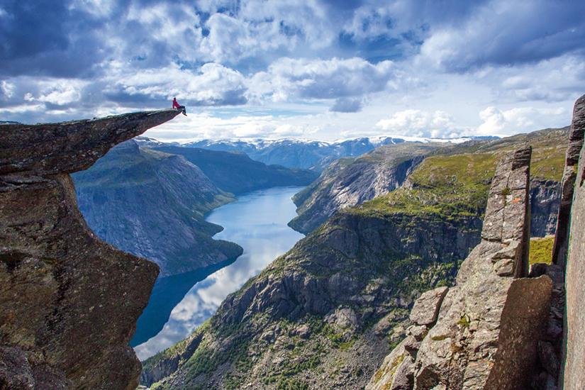 Image Norvege Hardanger Fjord