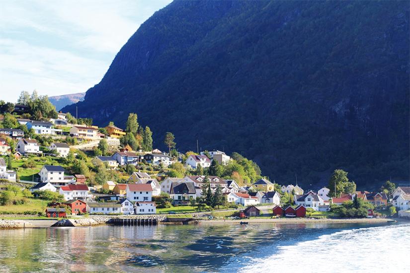Image Norvege Sognefjord