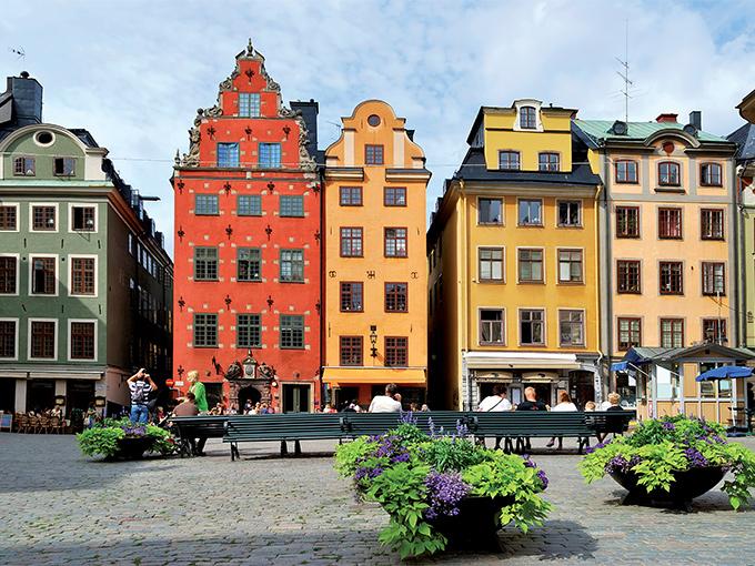 Image europe norvege stockholm