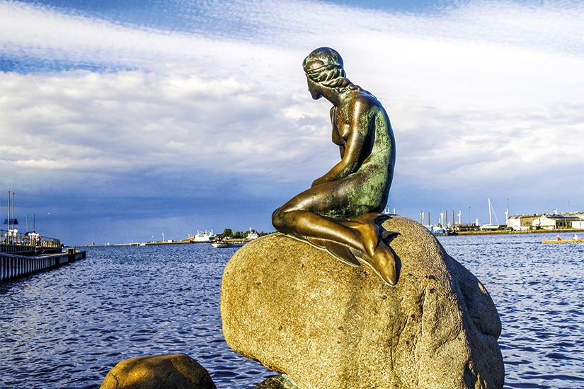 image 1 Copenhague la petite sirene danemark zelande 60 as_170033029