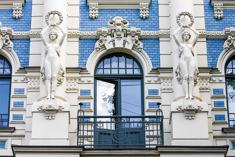 image 1 Maison Jugendstil a Riga Lettonie 18 as_81544819