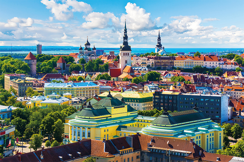 image 1 Vieille ville de Tallinn Estonie 11 as_66408600
