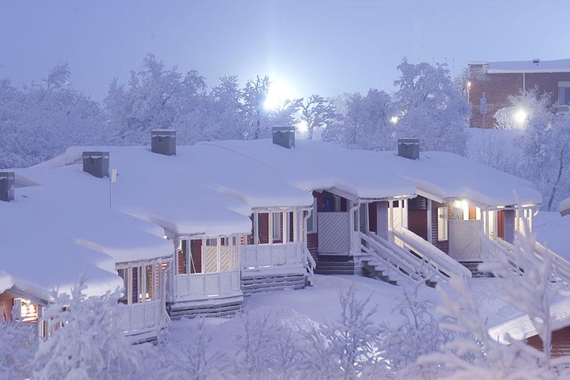 image Camp Ripan Cabins vue ensemble