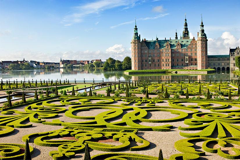 image Danemark Hillerod Chateau Frederiksborg  it