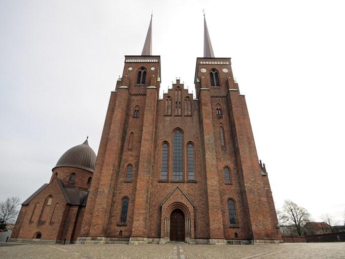 image Danemark roskilde cathedrale