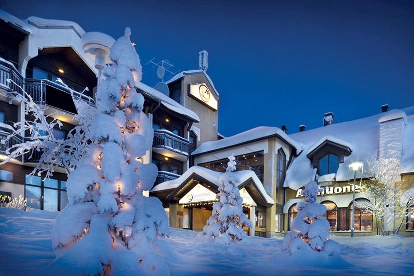 image Finlande Hotel Lapland Riekonlinna