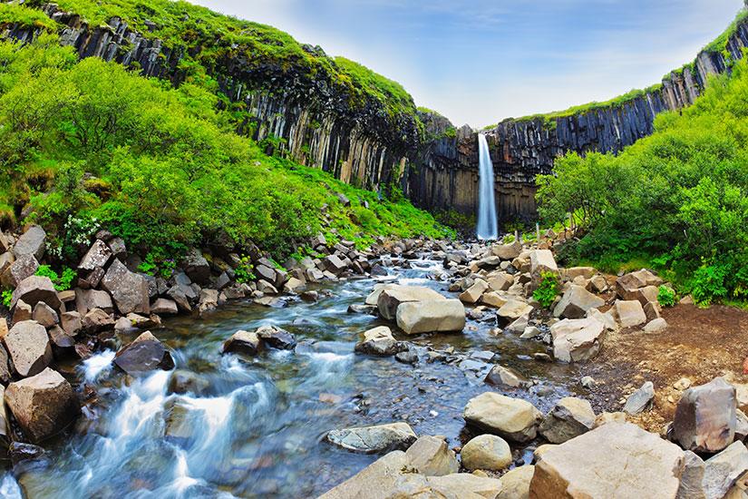 image Islande Parc national Skaftafell  fo