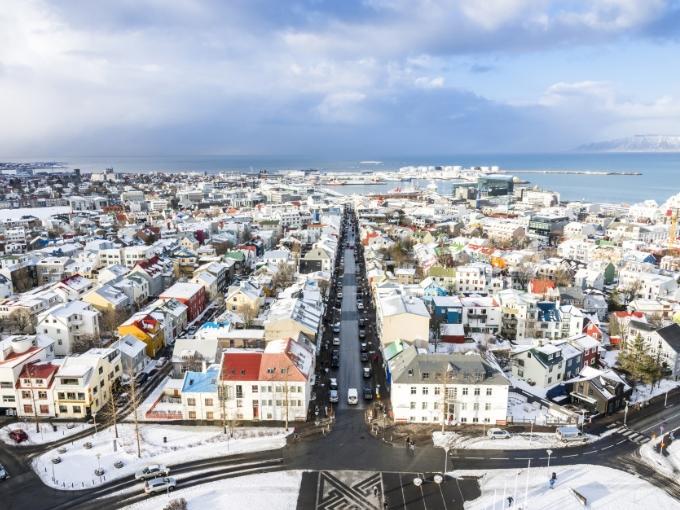 image Islande hiver