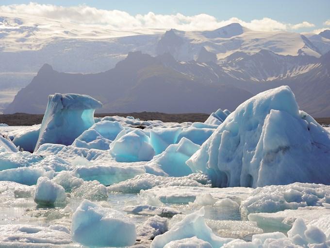 image Islande jokulsarlon