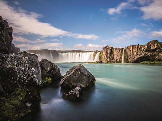 image Islande lac myvatn