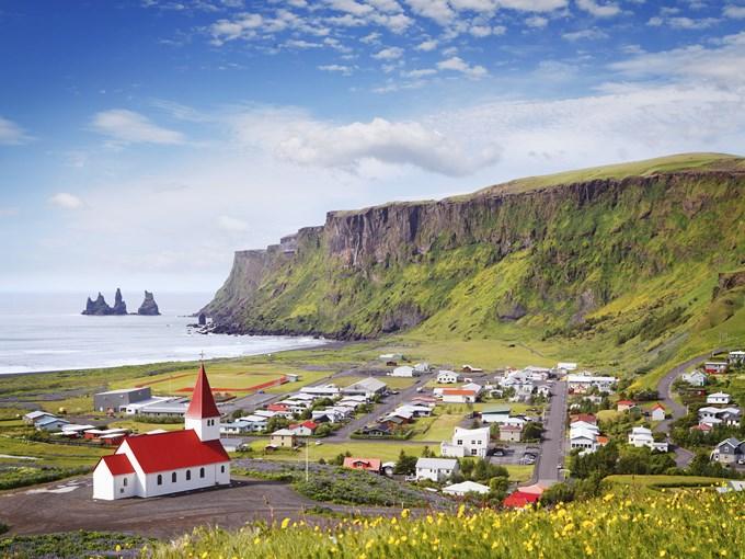 Vík en Islande