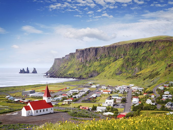 image Islande vik vue ensemble