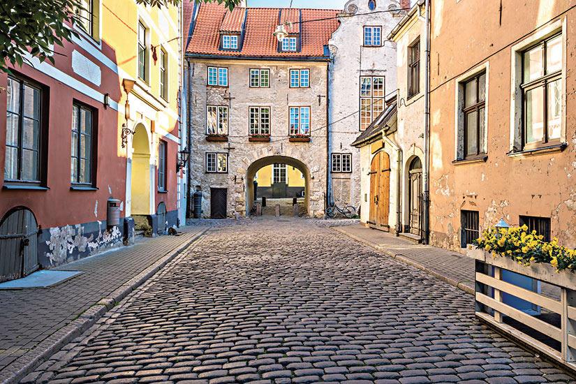Estonie - Lettonie - Lituanie - Circuit La Route de l'Ambre
