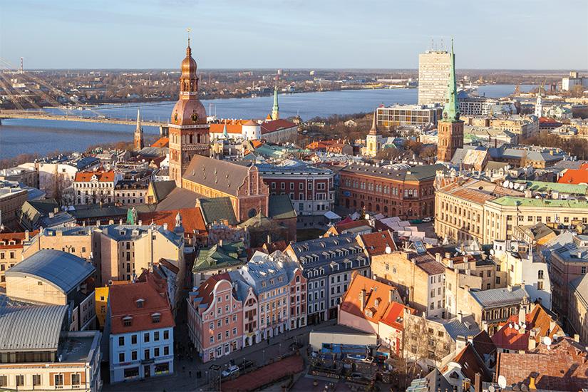 Estonie - Lettonie - Circuit Nouvel An sur la Route de l'Ambre
