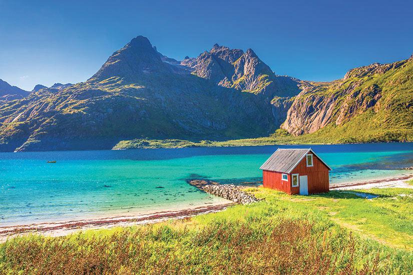 image Lofoten Trollfjord  fo