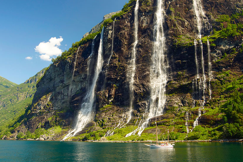 image Norvege Bateaux fjord  fo