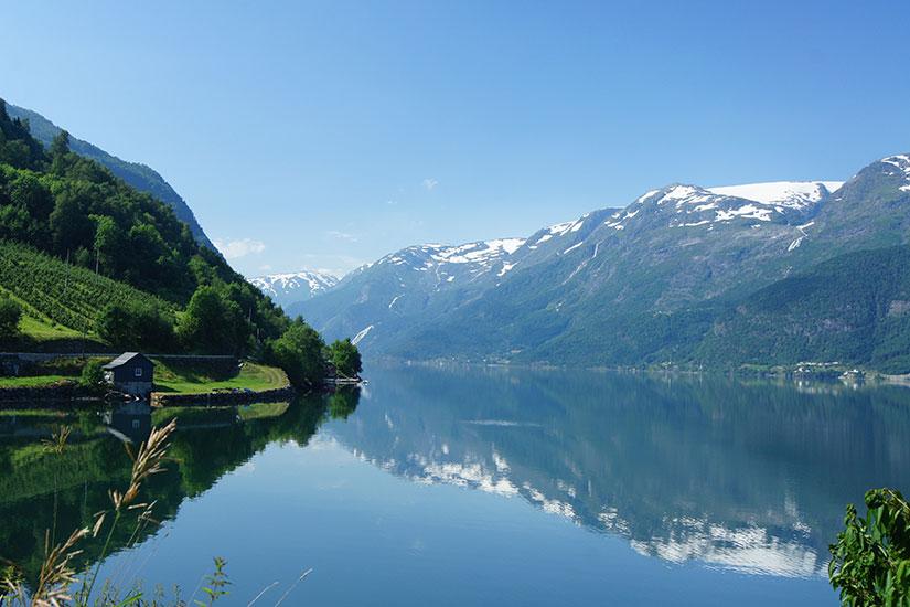image Norvege Hardanger  it