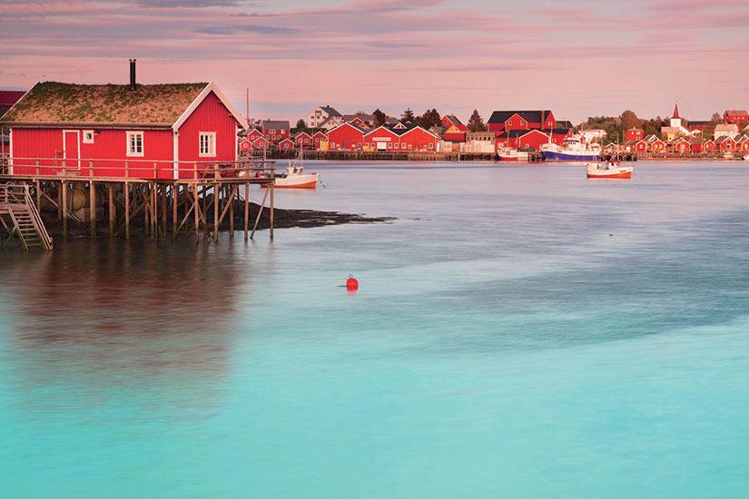 image Norvege Lofoten  fo