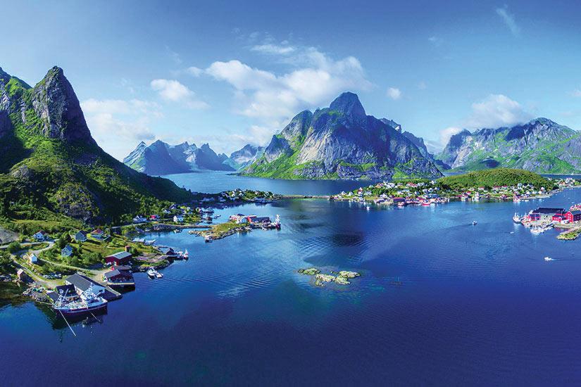 image Norvege Lofoten Panorama  it