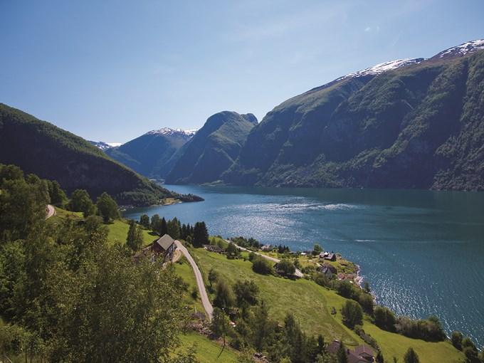 image Norvege balestrand