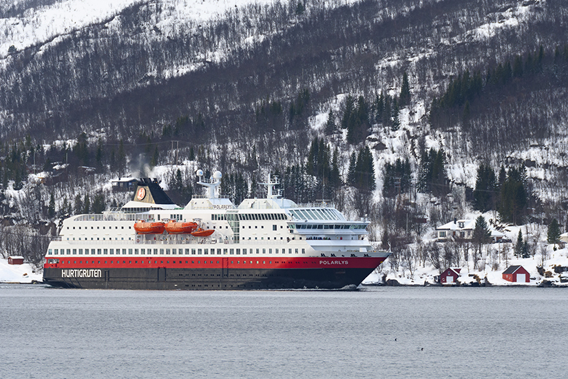 image Norvege hurtigruten express cotier  it