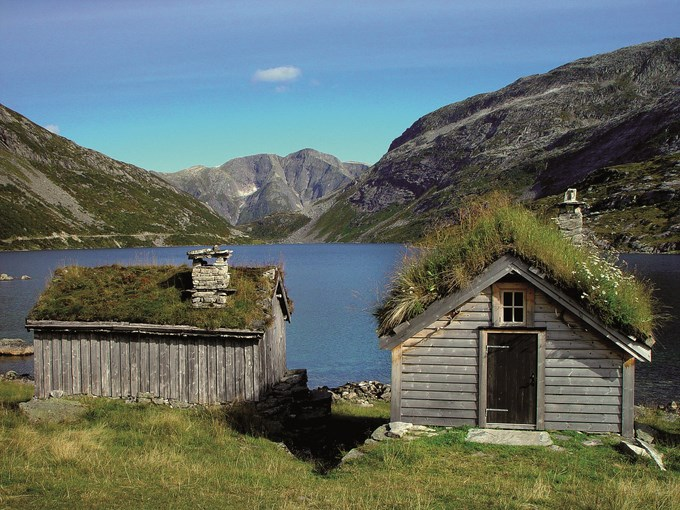 image Norvege region sognefjord