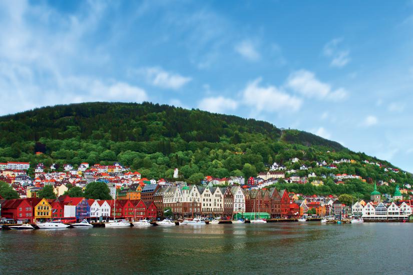 Allemagne - Norvège - Pays-Bas/Hollande - Croisière L'Enchantement des Fjords
