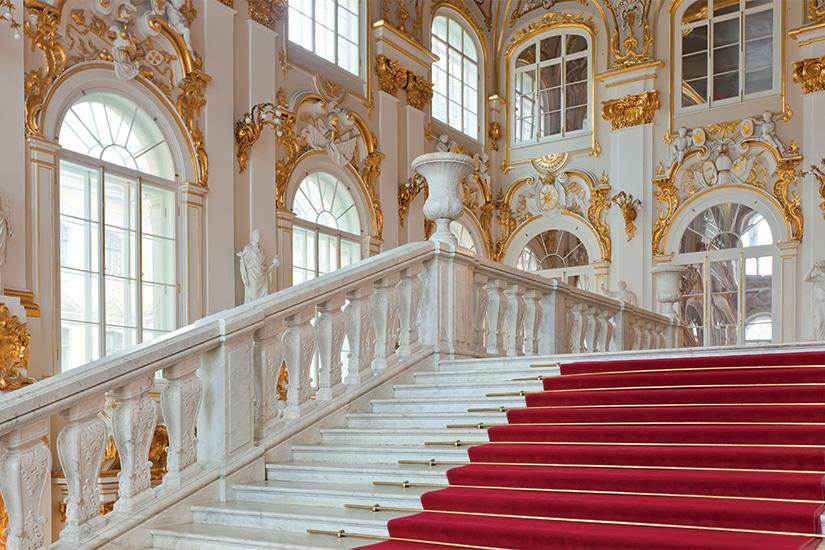 image Russie Saint Petersbourg Interieur du palais d hiver 11 as_46924743