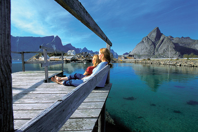 image Scandinavie Les iles Lofoten