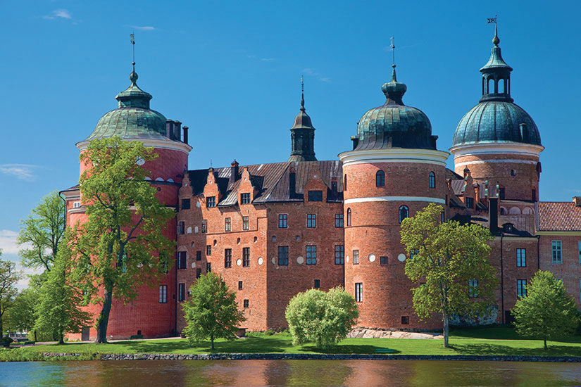 image Suede Gripsholm chateau  it