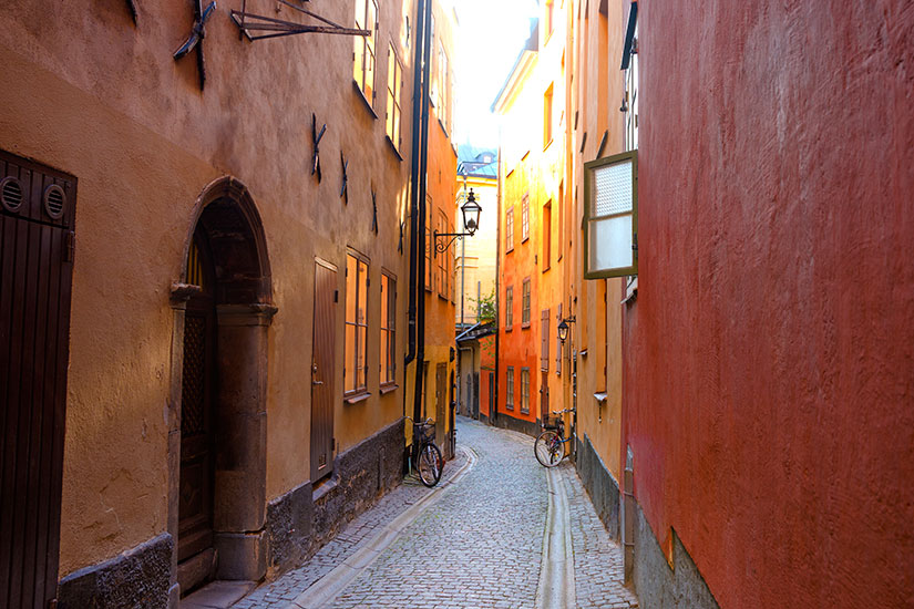 image Suede Stockholm Rue  it