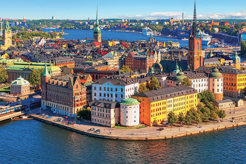 Stockholm en Norvège