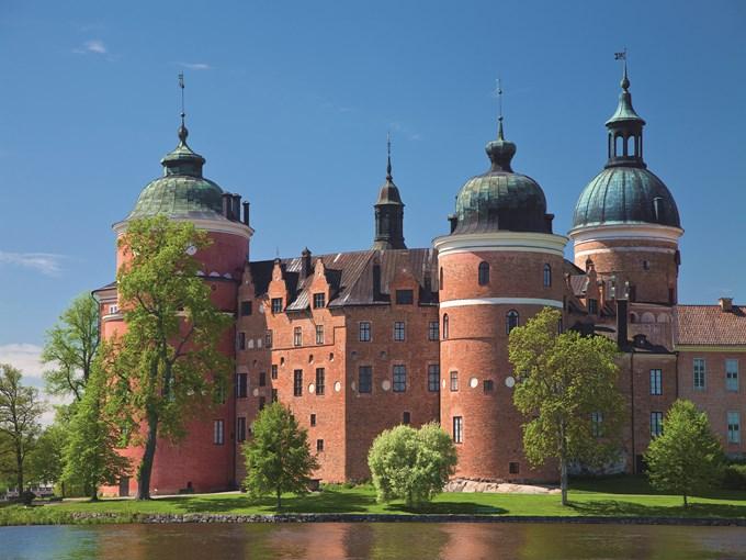 image Suede chateau de gripsholm