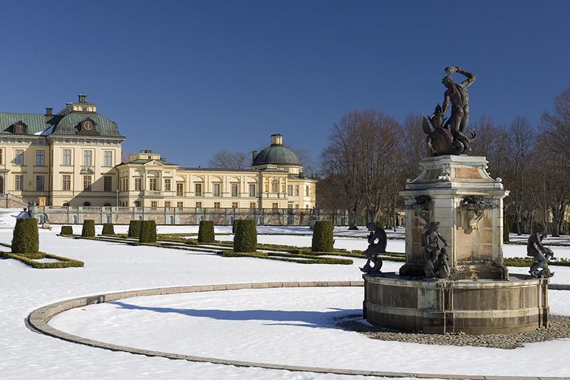 image Suede palais royal de drottningholm  it