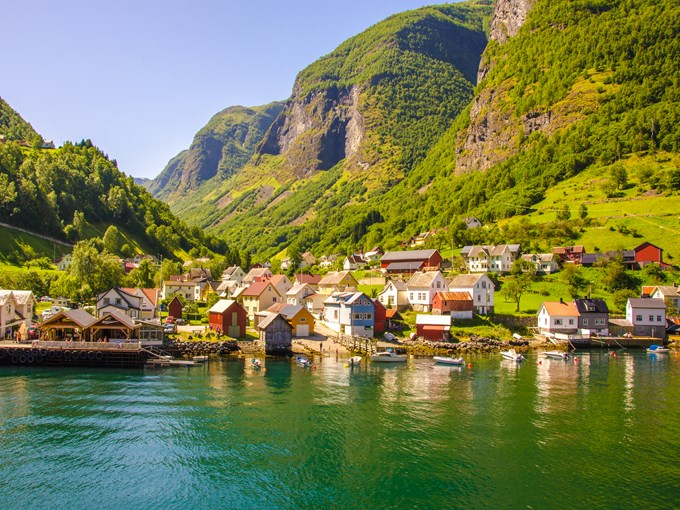 image norvege flam
