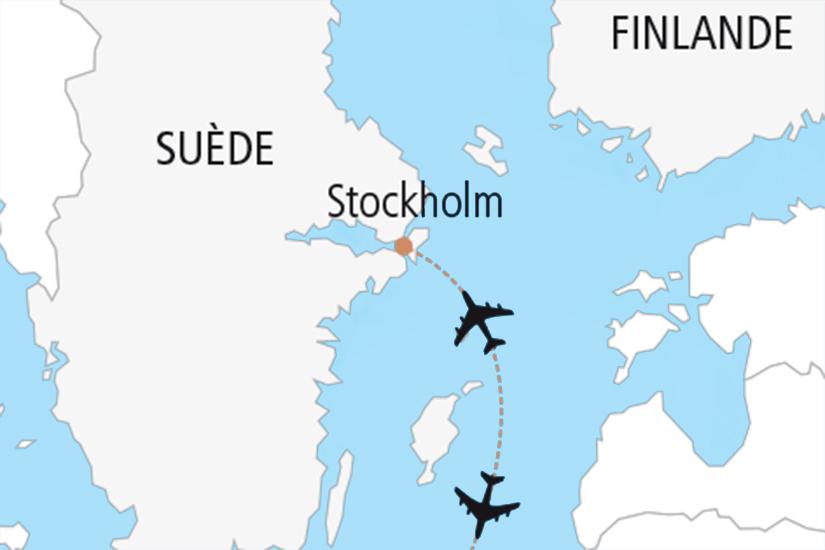 Suède - Circuit Ambiance de Noël à Stockholm