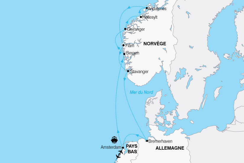 carte Croisiere Lenchantement Fjords 388050