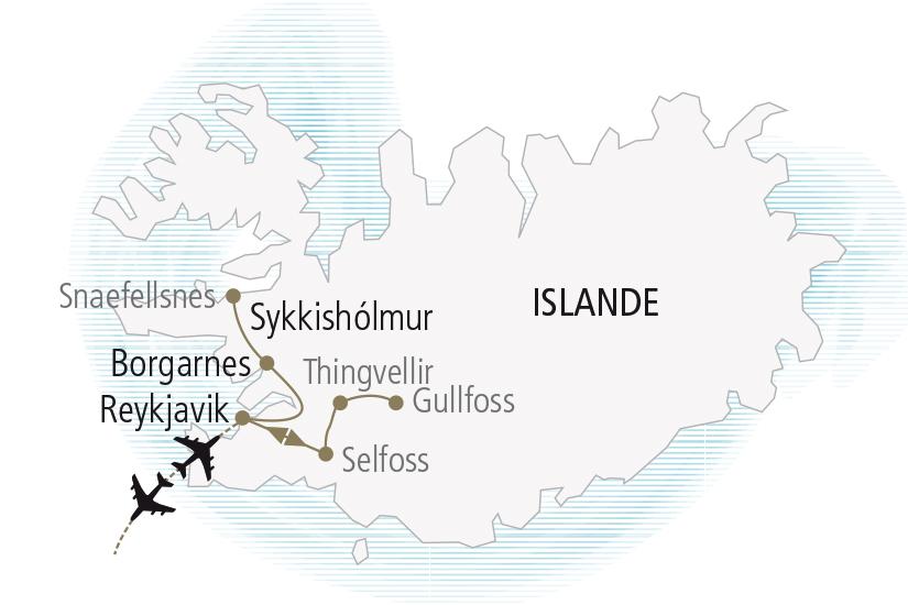 carte Islande Cap a l Ouest Nordiska 19 20_307 856219