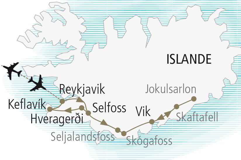 carte Islande Magie Hivernale d Islande Nordiska 19 20_307 212579