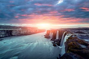 islande cascade selfoss 14 as_174427536