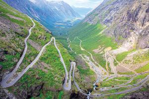 autotour norvege trollstigen route des trolls as_97551649