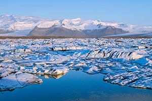 (vignette) Vignette Islande Lagon Jokulsarlon glace  it