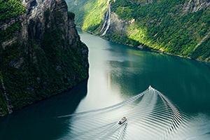 Fjords et Trolls