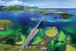 (vignette) Vignette Norvege Ponts Lofoten Panorama  it