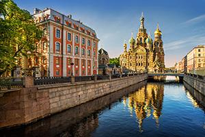 Symphonie Balte de Stockholm à Saint Pétersbourg