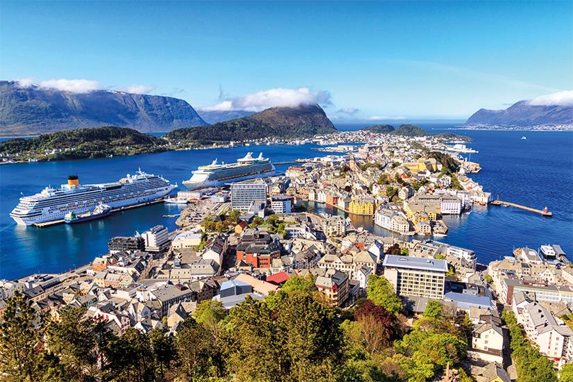 image 1 Alesund Norvege 10 fo_115191796
