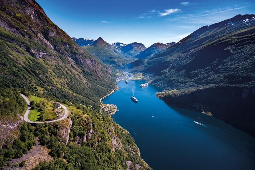 image Norvege geiranger fjord paysage 95 fo_120403400