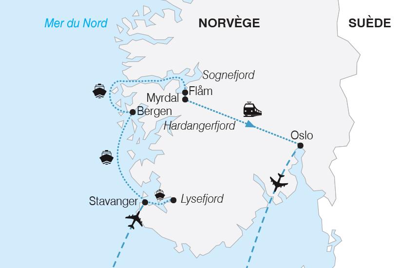 carte Norvege a couper le souffle SH20_339 399596
