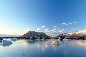 croisière 1 paysage d hiver glace dans l archipel de vesteralen au nord de la norvege 47 it 981594958